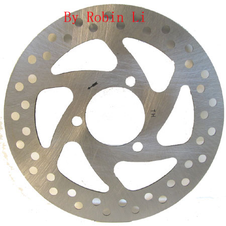 2 stroke 43cc 49cc Pocket bike X1 X2 6 inch 3hole Brake Disc